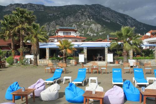 Akyaka Big Blue Hotel rezervasyon