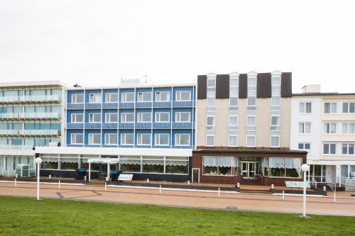 Hotels Haus Waterkant Norderney In Germany