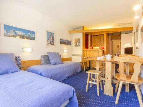 Appartement Les Arcs 2000, 1 pièce, 4 personnes - FR-1-346-191 - Apartment - Arc 2000