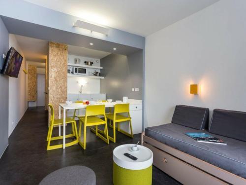 Appartement Les Arcs 2000, 1 pièce, 5 personnes - FR-1-346-18 - Apartment - Arc 2000