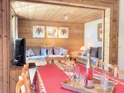 Appartement Saint-Martin-de-Belleville, 5 pièces, 10 personnes - FR-1-461-10 - Apartment - Saint Martin de Belleville
