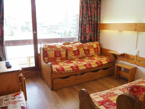 Appartement Les Menuires, 1 pièce, 4 personnes - FR-1-344-381 Les Menuires