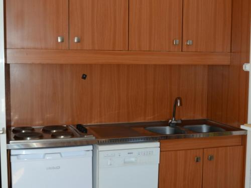 Appartement Flaine, 1 pièce, 4 personnes - FR-1-425-73 - Hotel - Flaine