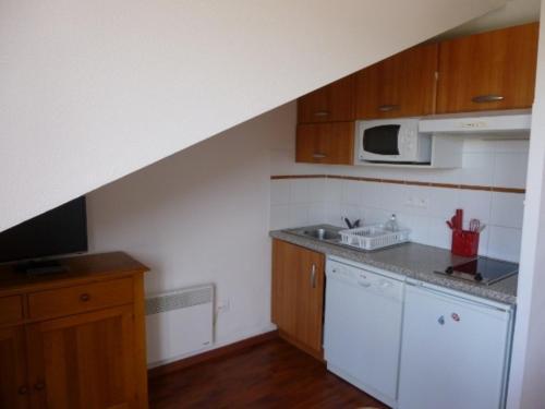 Appartement Ax-les-Thermes, 1 pièce, 4 personnes - FR-1-116-74 - Hotel - Ax les Thermes