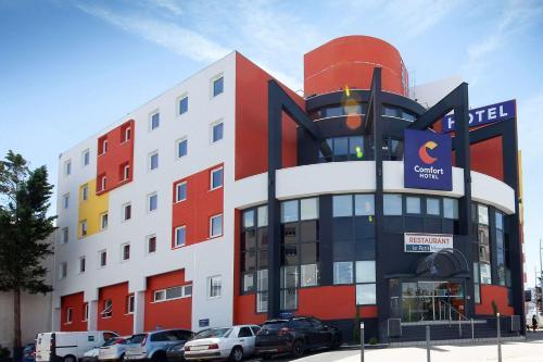 Comfort Hotel Clermont Saint Jacques - Hôtel - Clermont-Ferrand