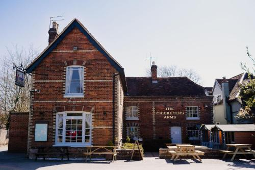 The Cricketers Arms - Accommodation - Stansted Mountfitchet