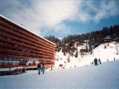 Appartement La Plagne, 2 pièces, 6 personnes - FR-1-455-51 - Hotel - La Plagne