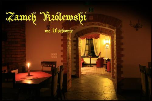 Kasteel-overnachting met je hond in Zamek Królewski we Wschowie - Wschowa