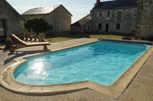 VALINIERE VILLAGE maison détente TENNIS ET PISCINE - Location saisonnière - Champigny-sur-Veude