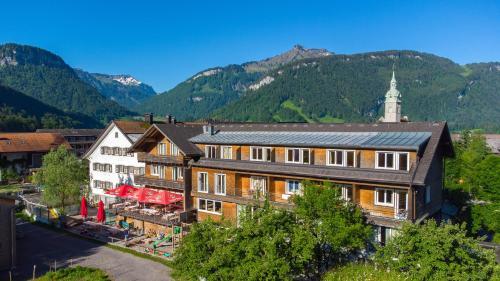 Die Sonnigen - Hotel und Familienspaß - Bezau