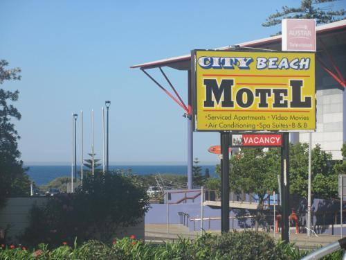 City Beach Motel