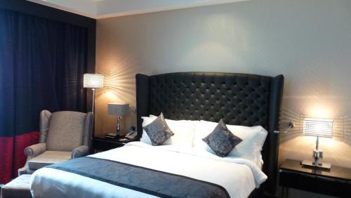 Radisson Blu Hotel New Delhi Paschim Vihar rum bilder