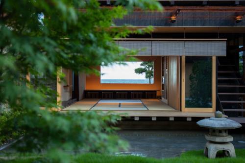 . modern ryokan kishi-ke