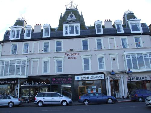 The Victoria Hotel - Isle Of Bute
