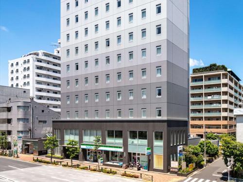 東京清澄白河康福特茵酒店