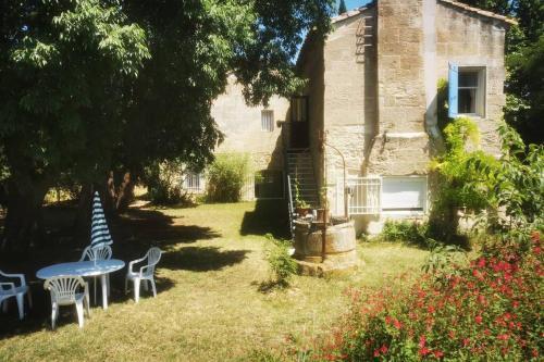 Escapade au calme avec jardin, 2 pers, CLIM WIFI - Location saisonnière - Arles