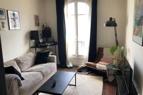Charmant appartement à 500m de Paris - Location saisonnière - Saint-Ouen-sur-Seine