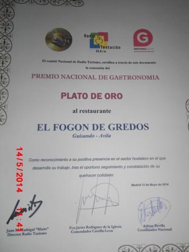 Hostal Restaurante Fogón De Gredos 49