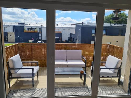 Appartement Type 2, situé quartier Beaupré - Location saisonnière - Vannes
