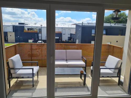 Appartement type 2, proximité Vannes - Location saisonnière - Vannes