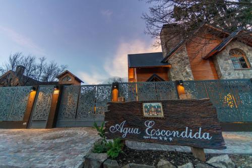 Apart Hotel Agua Escondida - Accommodation - San Martín de los Andes