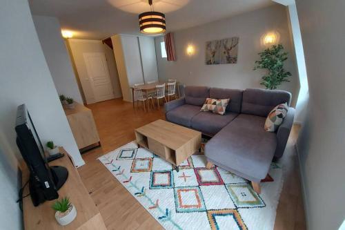 Appartement Moderne, Hyper-centre - 6/8 pers. Luchon-Superbagnères