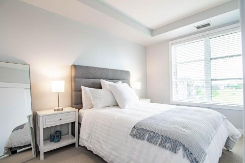 Modern 1 bedroom- 1 Office-Den- Your home away from home - Apartment - Red Deer