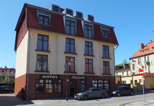 . Hotel Aleksander