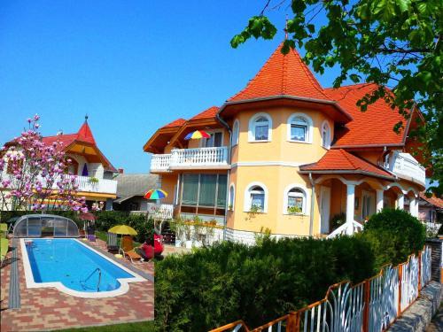 Joker Villa Apartmanhaus, Pension in Hévíz