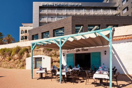 A Hotel Com Barceló Hamilton Menorca Adults Only Hotel