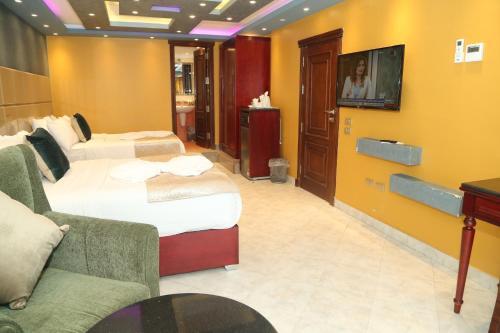Nile Meridien Garden City Hotel - image 4