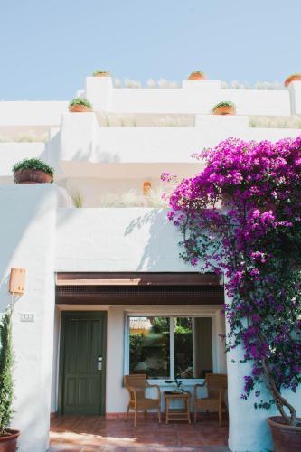Habitación Doble con vistas al jardín Hotel Ritual de Terra & SPA 8