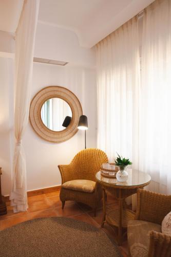 Habitación Doble con vistas al jardín Hotel Ritual de Terra & SPA 7