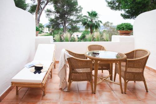 Suite con terraza Hotel Ritual de Terra & SPA 13