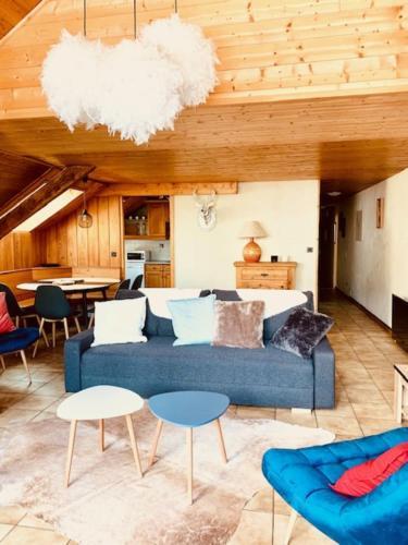 Apt chalet COSY near slopes Monetier les bains - Apartment - Le Monêtier-les-Bains
