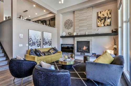 Gatsby by Samsara Resort - Panorama Top View - Private Hot Tub - 4BR&5BTH - Hotel - Canmore