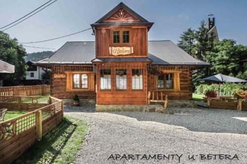 APARTAMENTY U BETERA - Apartment - Szczyrk