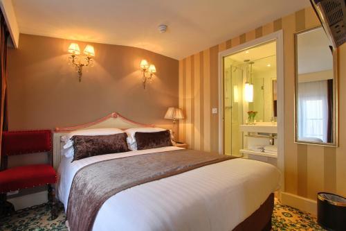 Hotel Des Deux Continents photo 5