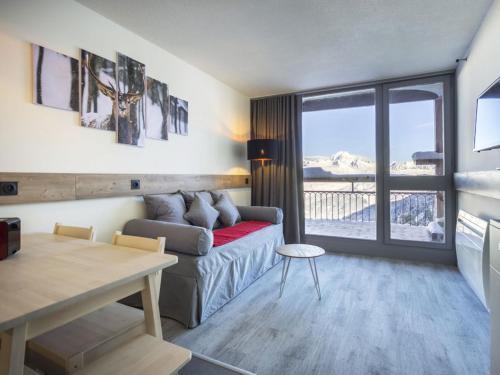 Appartement Les Arcs 2000, 1 pièce, 5 personnes - FR-1-346-76 - Hotel - Arc 2000
