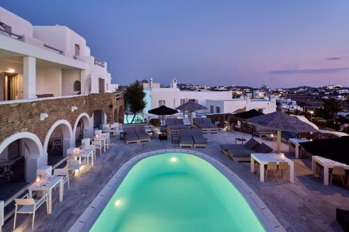 Hotel Paolas Τown Hotel