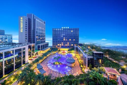 . Shenzhen Baohengda International Hotel