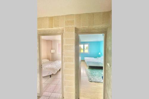 Bel appartement entièrement équipé avec parking - Location saisonnière - Libourne