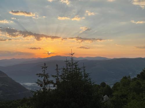 Chalet vue montagne St lary pla d?Adet pied des pistes - Saint-Lary Soulan
