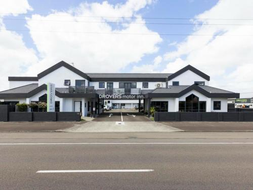 Drovers Motor Inn - Accommodation - Palmerston North