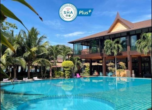 . Phi Phi Villa Resort-SHA Plus