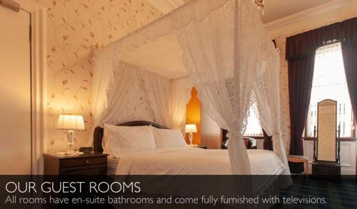 Ecosse International, a 4 Star Tourism Board Accredited Property - Accommodation - Edinburgh