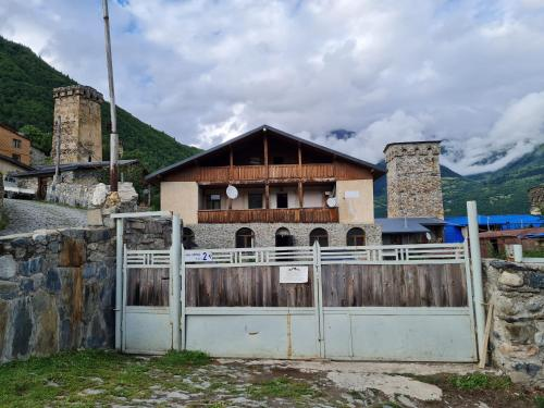Guest House Goshtela - Mestia