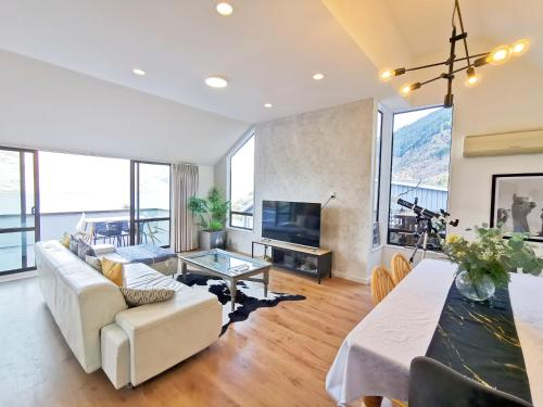 Queenstown Lakeview Holiday Home-5mins to town - Hotel - Queenstown