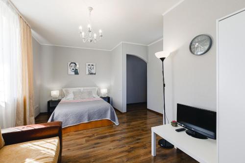 . Apartment on Vesennyaya street
