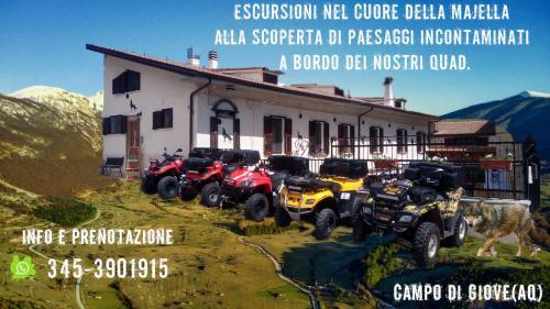 B&B IL VECCHIO LUPO - Accommodation - Campo di Giove